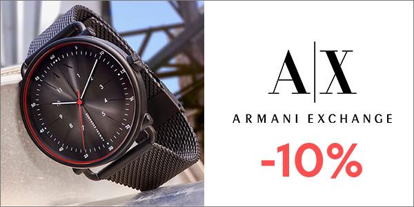 Намаление часовници Armani Exchange