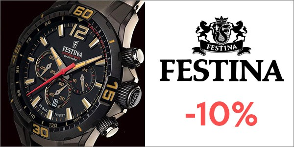 Намаление часовници Festina