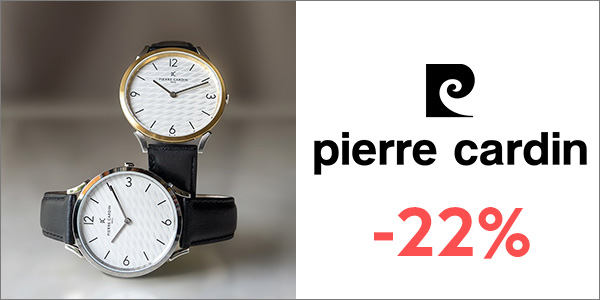 Намаление часовници Pierre Cardin