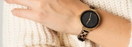 Топ 5 дамски часовника с животински принт