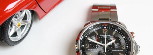 Топ 5 титаниеви часовника Certina до 2000 лева