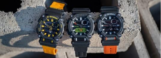 НОВО: Новата серия G-Shock GA-900 вече и в България