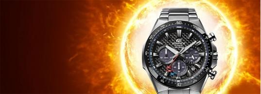 Топ 5 мъжки соларни часовници Casio до 550 лева