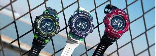 НОВО: G-Shock G-Squad GBD-100SM серия със скелетон безел