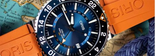 Нов лимитиран водолазен Oris Aquis Carysfort Reef Limited Edition Diver
