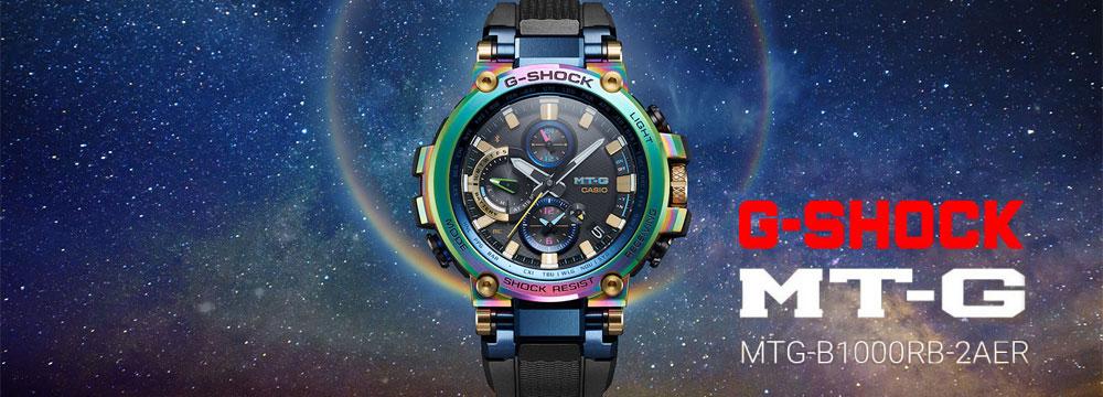 Ревю: Юбилеен Casio G-Shock MTG-B1000RB-2A