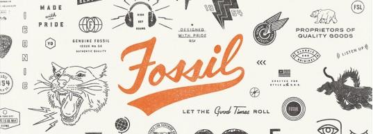 Fossil от първо лице