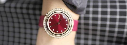 Топ 5 дамски часовника в червен цвят до 400 лева