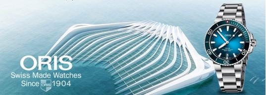 Oris в борба за изчистване на океана