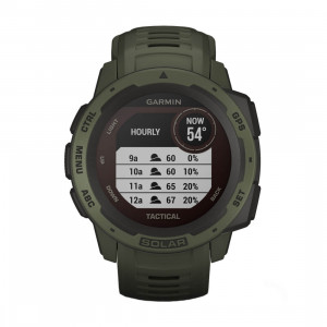 Часовник Garmin Instinct Solar Tactical Moss 010-02293-04