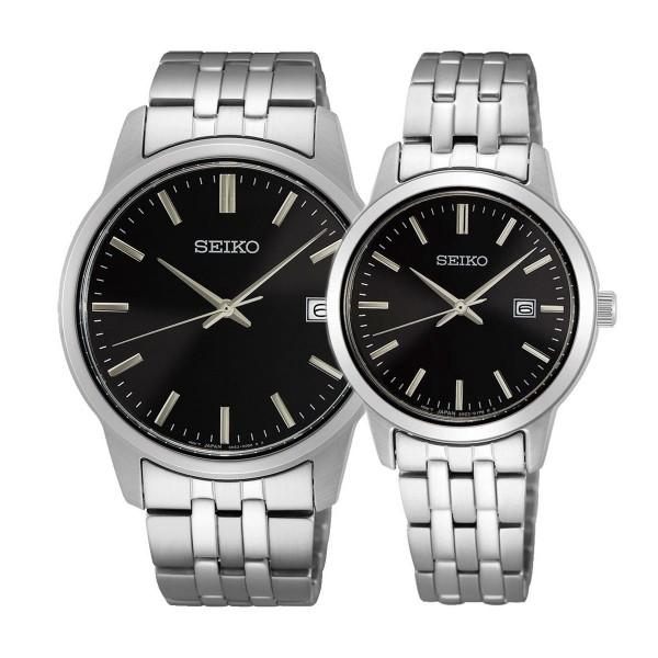 Комплект часовници за двойки Seiko SUR401P1 и SUR409P1