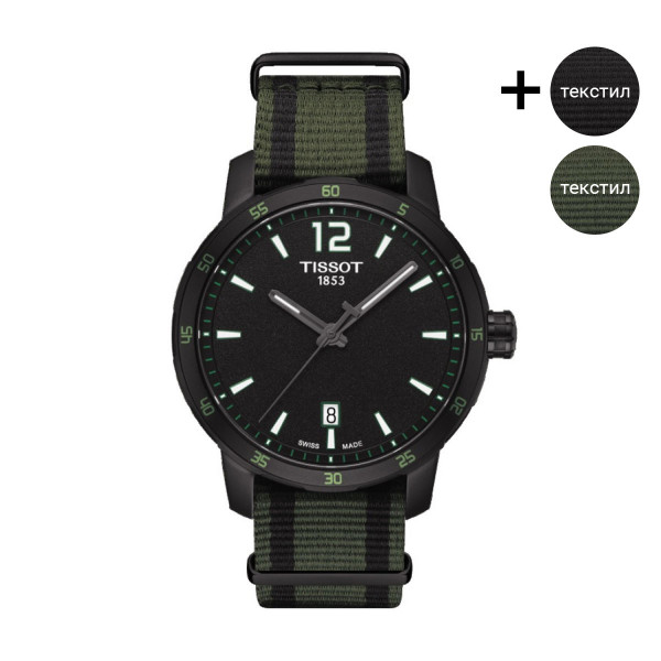 Часовник Tissot T095.410.37.057.00