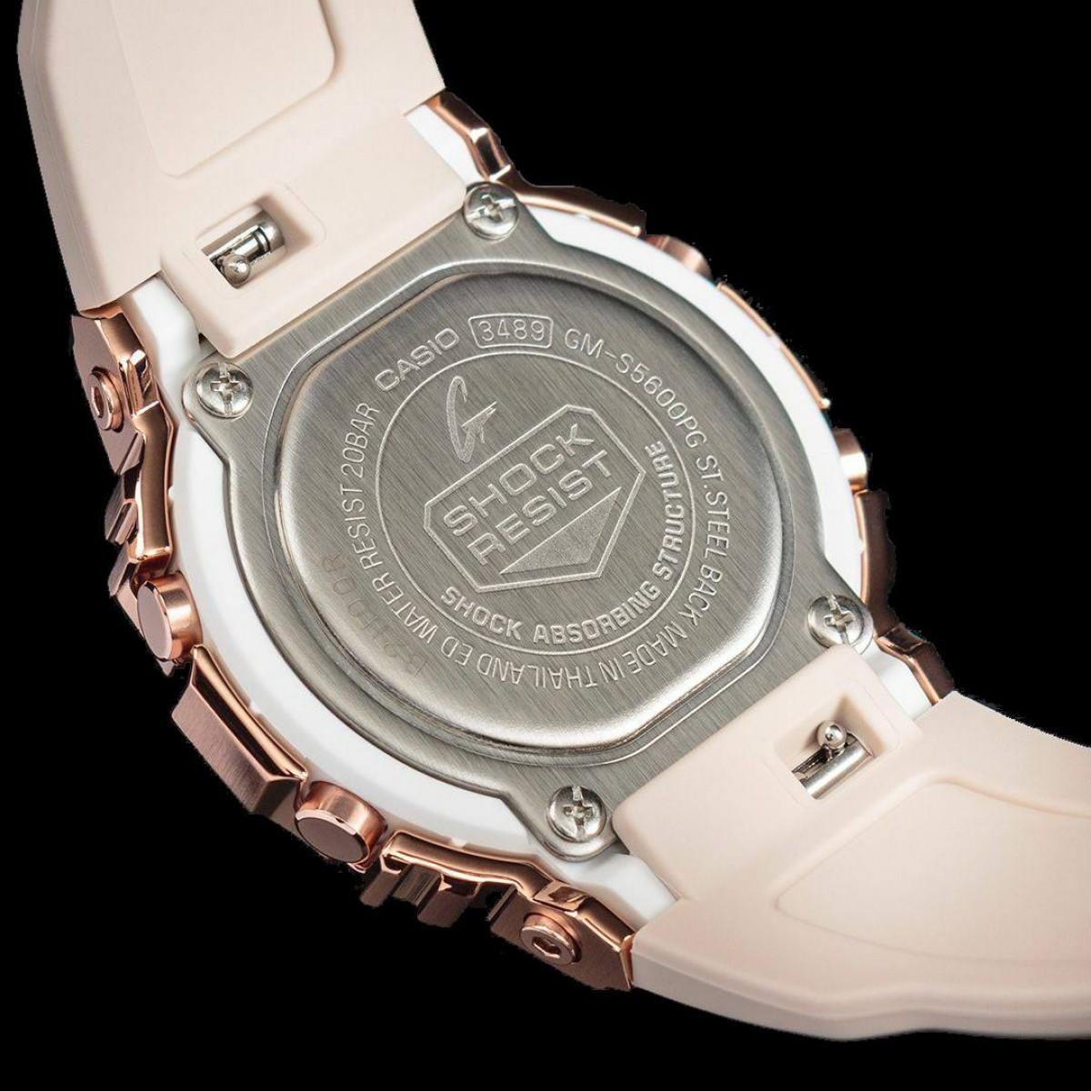 Часовник Casio G-Shock GM-S5600PG-4ER