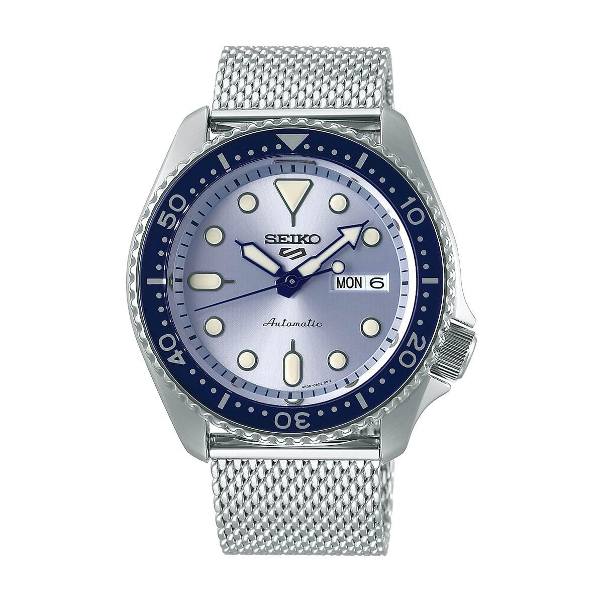 Часовник Seiko SRPE77K1