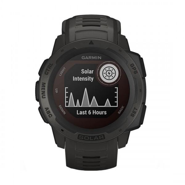 Часовник Garmin Instinct Solar Graphite 010-02293-00