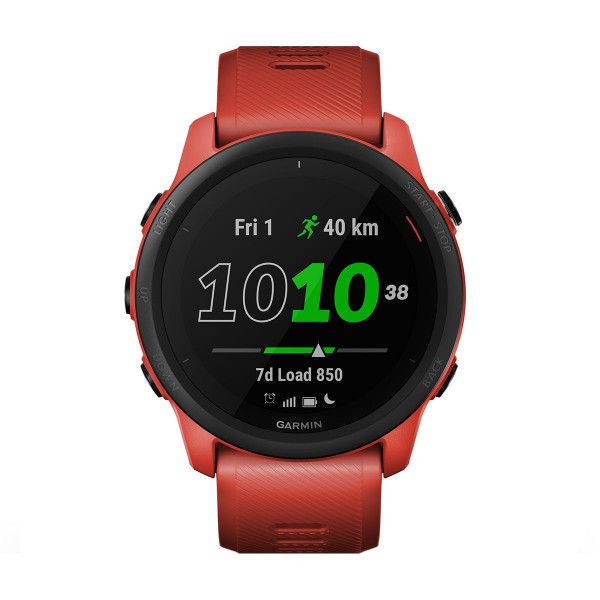 Часовник Garmin Forerunner 745 Magma Red 010-02445-12