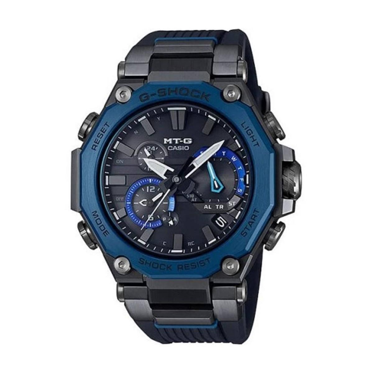 Часовник Casio G-Shock MTG-B2000B-1A2ER