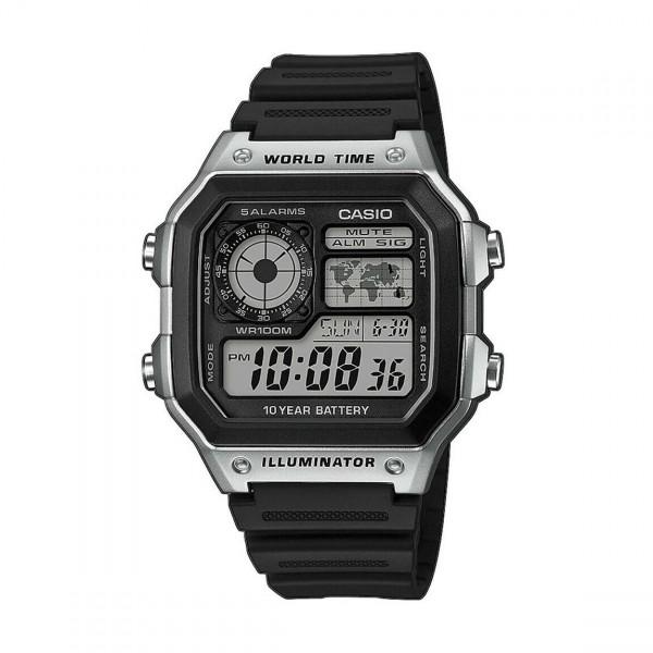 Часовник Casio AE-1200WH-1CVEF