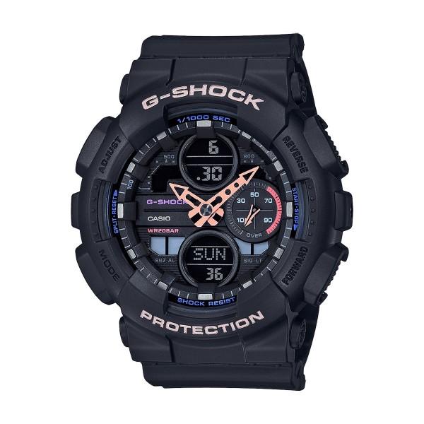 Часовник Casio G-Shock GMA-S140-1AER