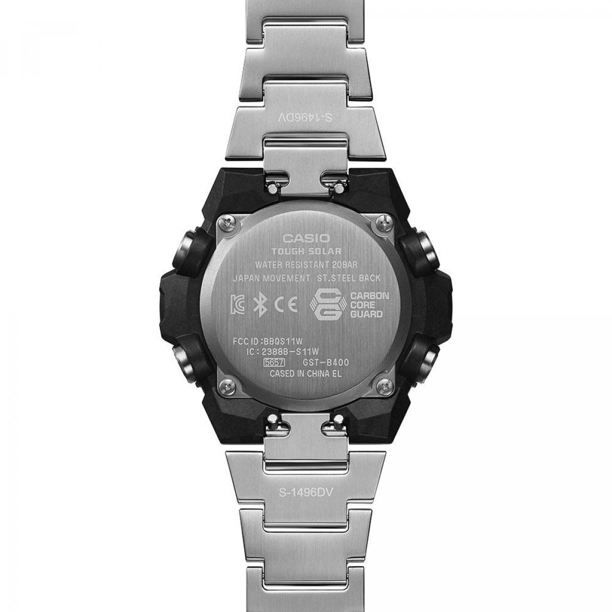 Часовник Casio G-Shock G-Steel GST-B400-1AER