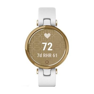 Часовник Garmin Lily Classic Light Gold/White 010-02384-B3