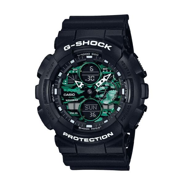 Часовник Casio G-Shock GA-140MG-1AER