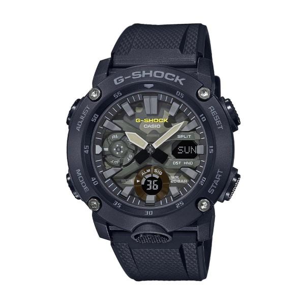 Часовник Casio G-Shock GA-2000SU-1AER