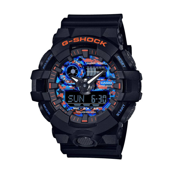 Часовник Casio G-Shock GA-700CT-1AER