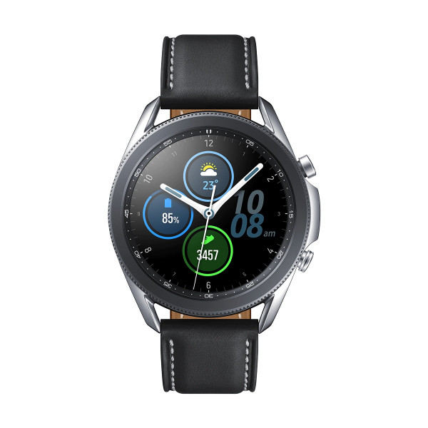 Смарт часовник Samsung Galaxy Watch3 Mystic Silver SM-R840NZSAEUE