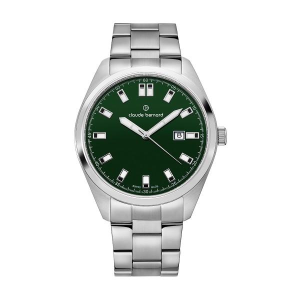 Часовник Claude Bernard 53019 3M VIDN