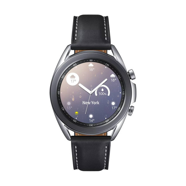 Смарт часовник Samsung Galaxy Watch3 Mystic Silver SM-R850NZSAEUE