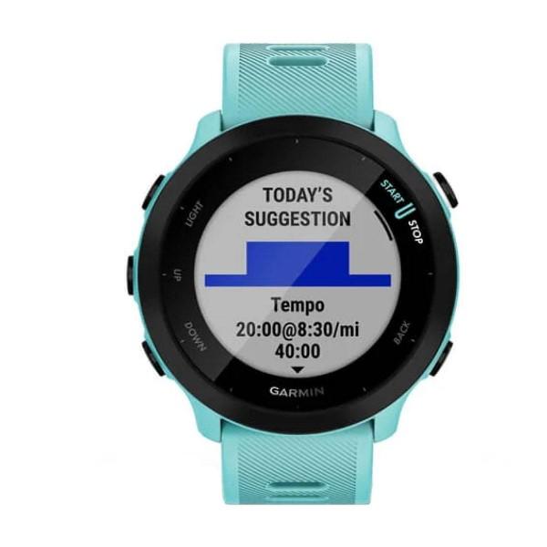 Часовник Garmin Forerunner 55 Aqua 010-02562-12
