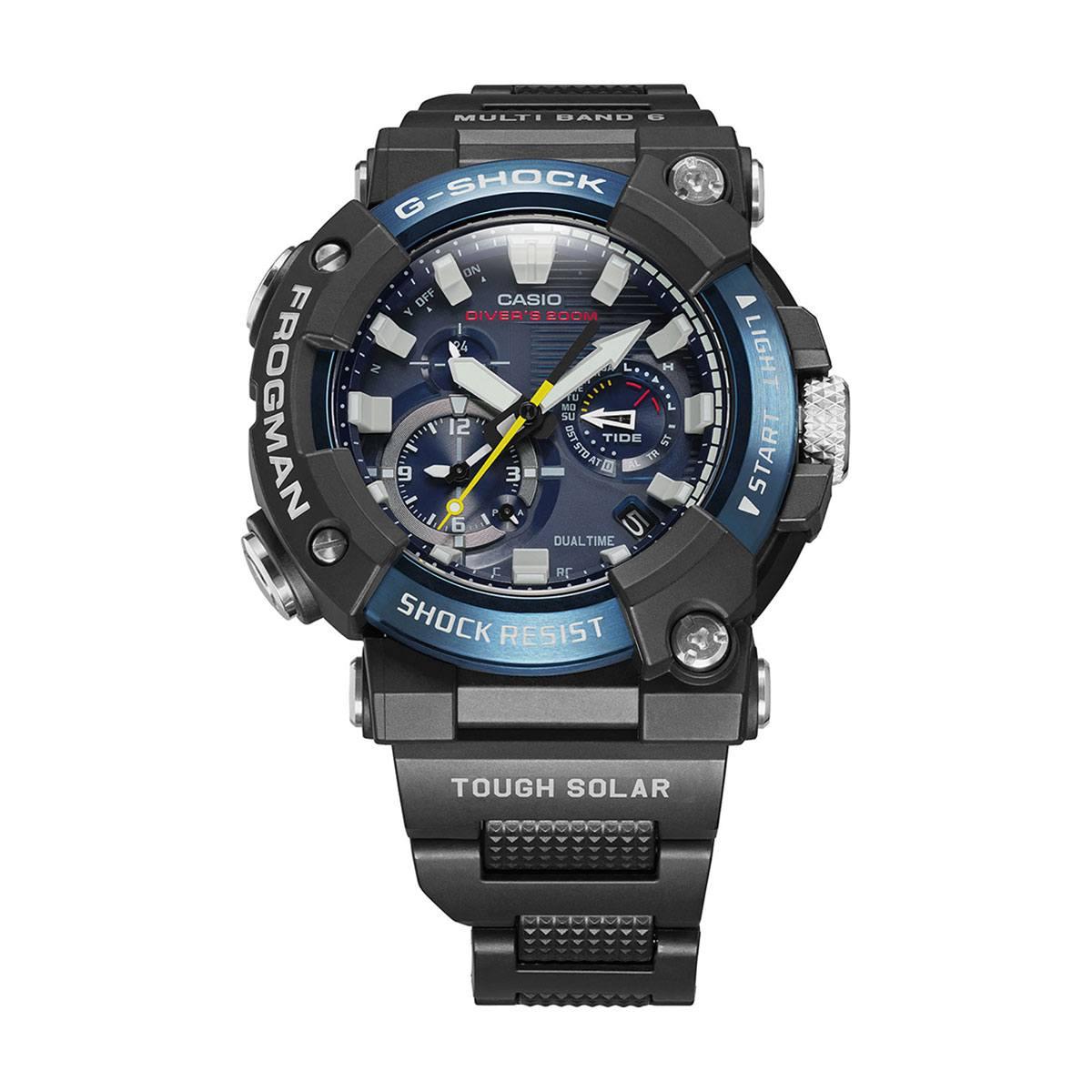 Часовник Casio G-Shock Frogmaster GWF-A1000C-1AER