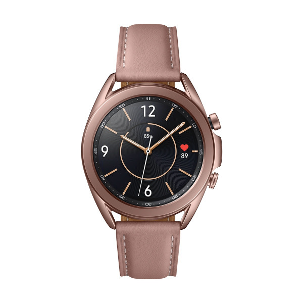 Смарт часовник Samsung Galaxy Watch3 Mystic Bronze SM-R850NZDAEUE