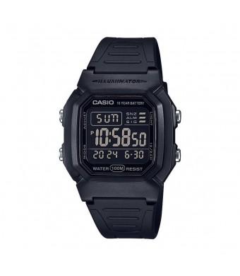Часовник Casio W-800H-1BVES