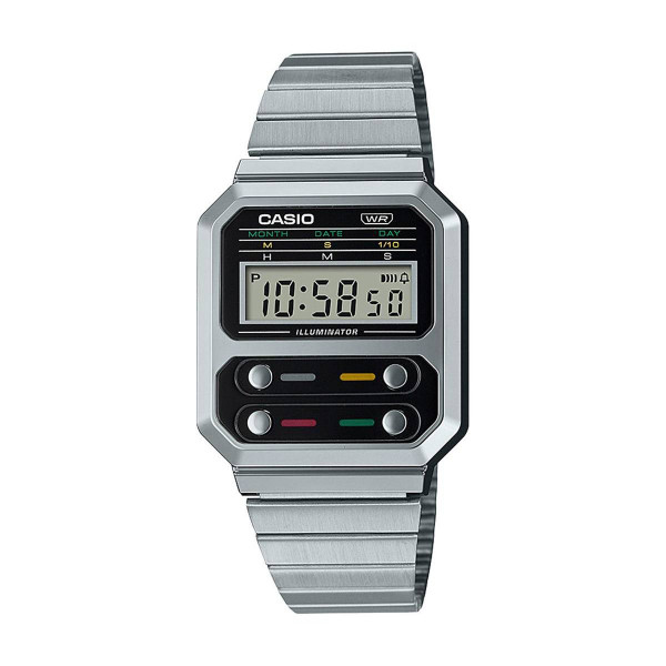 Часовник Casio A100WE-1AEF