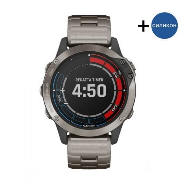 Часовник Garmin Quantix 6 010-02158-95