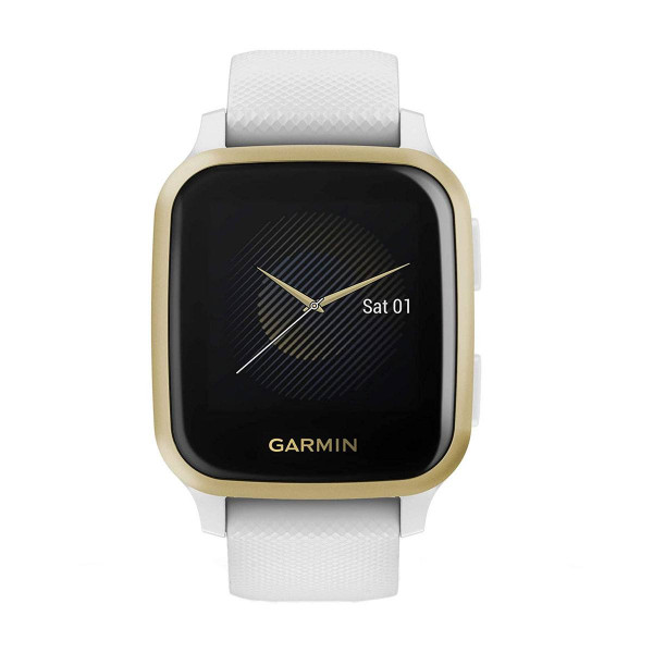 Часовник Garmin Venu Sq White/Light Gold 010-02427-11