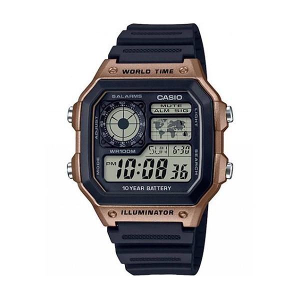 Часовник Casio AE-1200WH-5AVEF