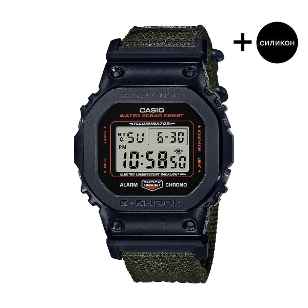 Часовник Casio G-Shock GM-5600EY-1DR
