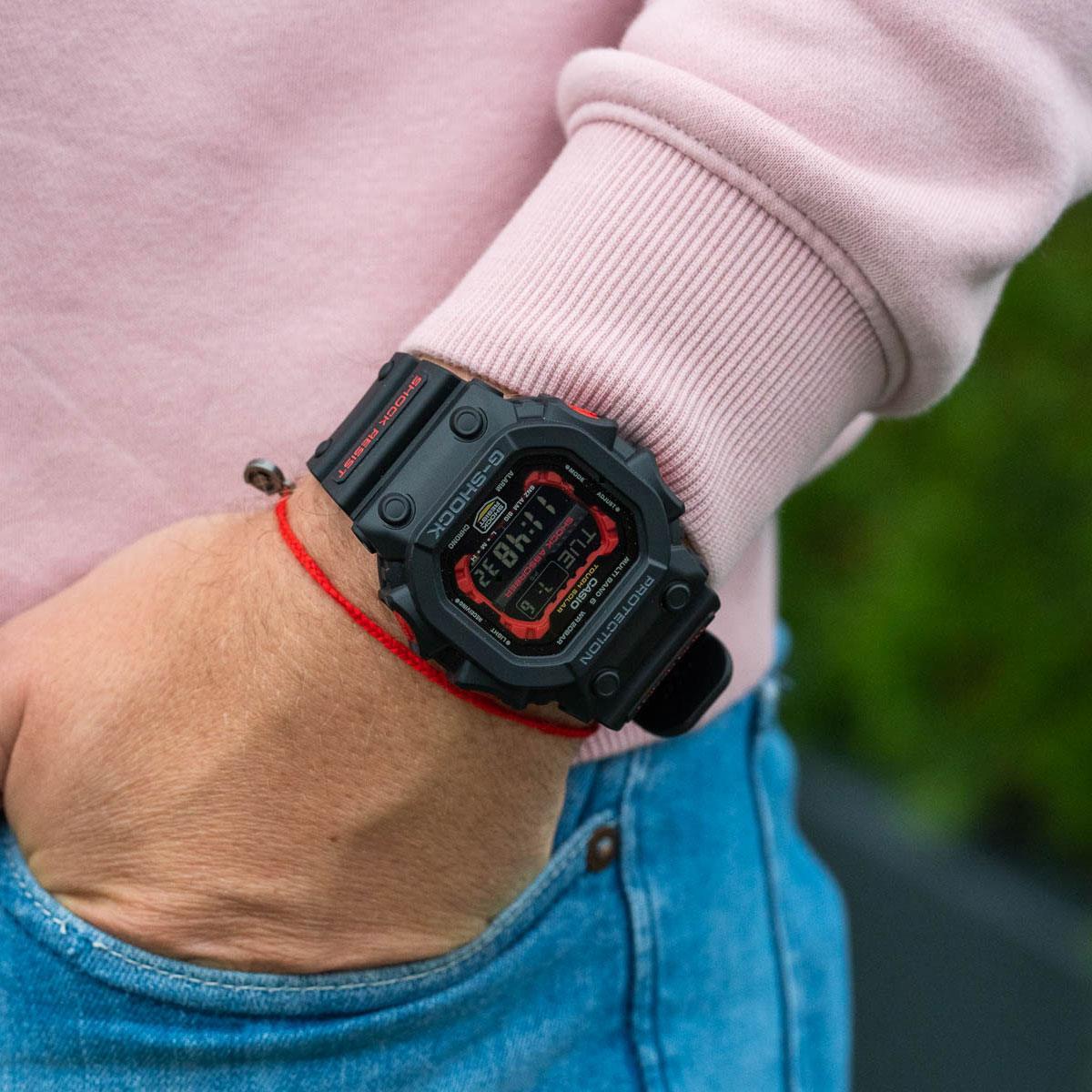 Часовник Casio G-Shock GXW-56-1AER