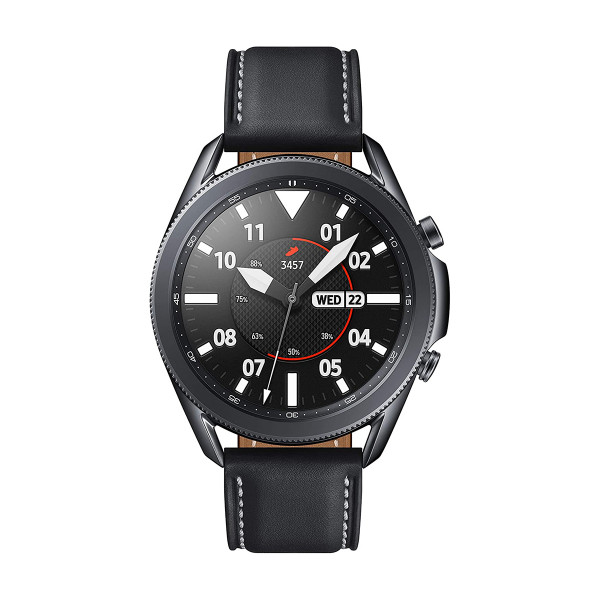 Смарт часовник Samsung Galaxy Watch3 Mystic Black SM-R840NZKAEUE