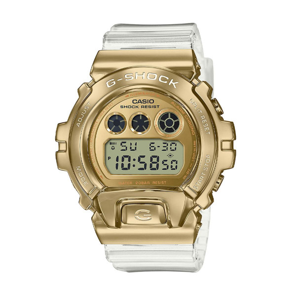 Часовник Casio G-Shock GM-6900SG-9ER