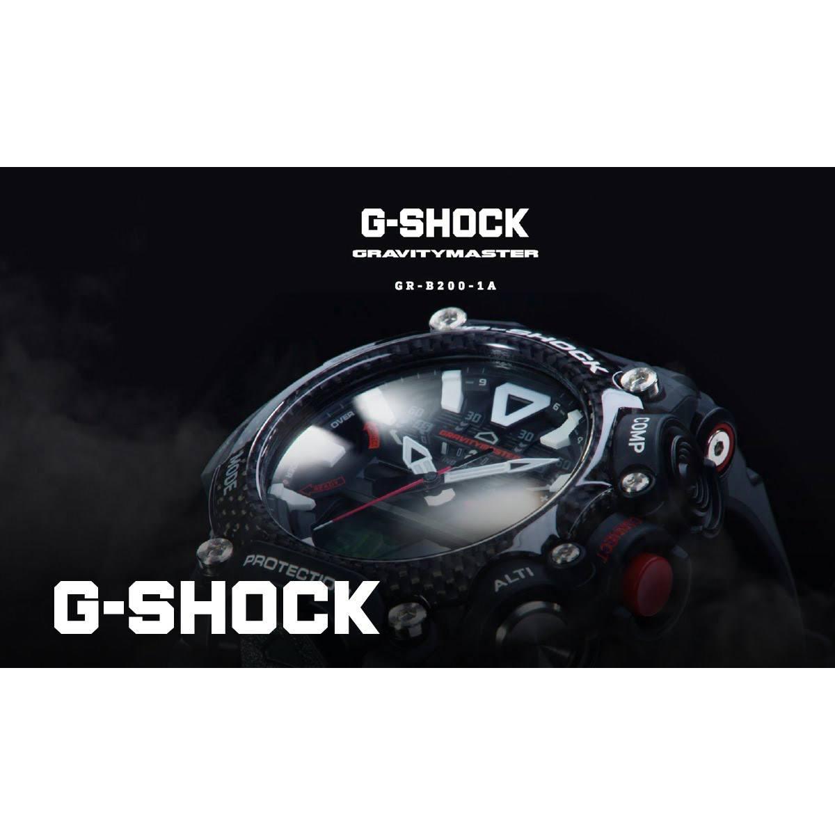 Часовник Casio G-Shock Gravitymaster GR-B200-1AER