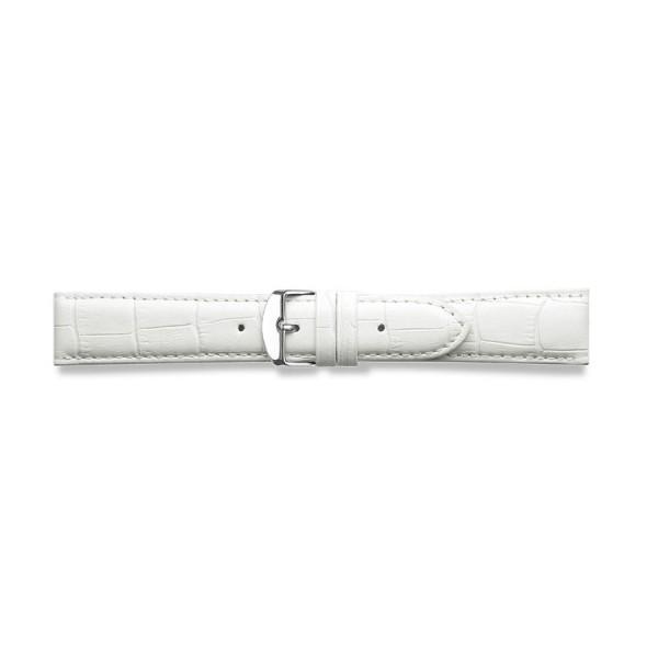 Коженa каишкa 16 мм, бяла, Laval 46087516