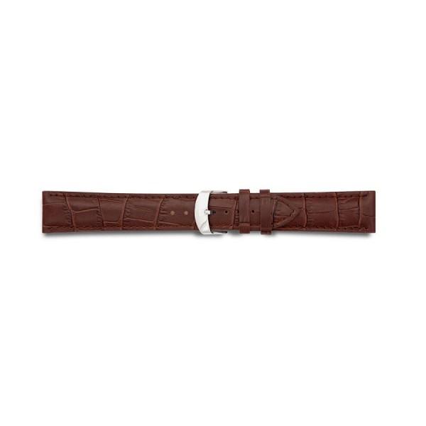 Коженa каишкa 18 мм, кафява, Laval 46087118
