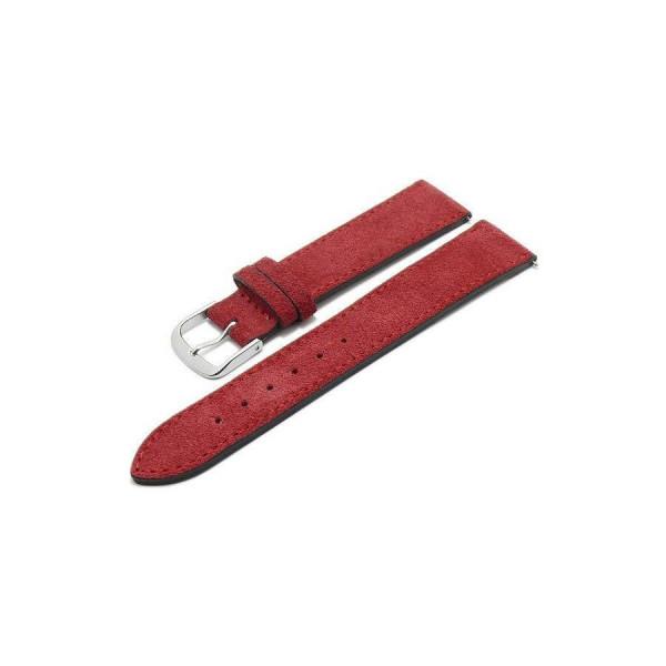 Коженa каишкa 18 мм, червена, Meyhofer MY2FCML2000-18L-4A