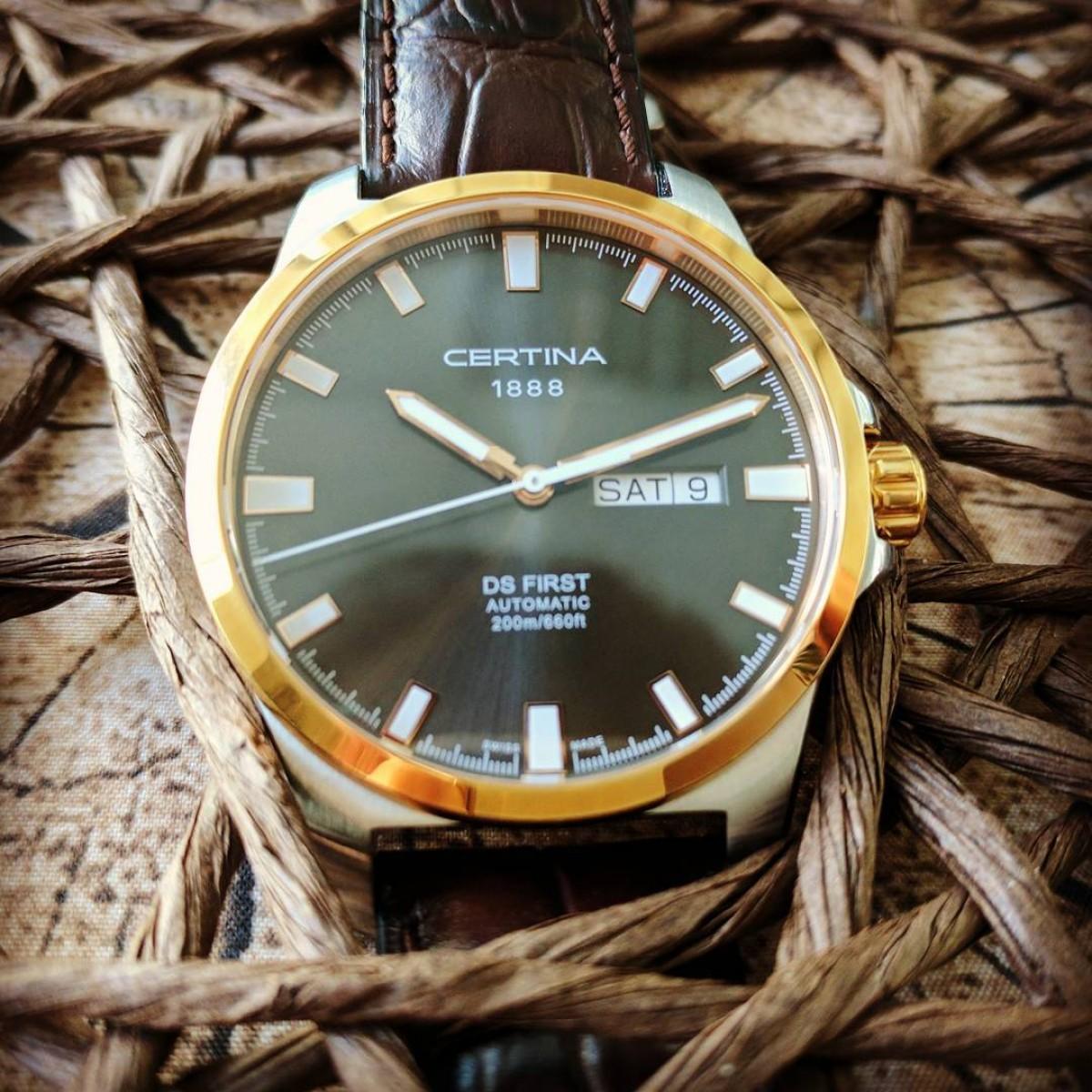 Часовник Certina C014.407.26.081.00