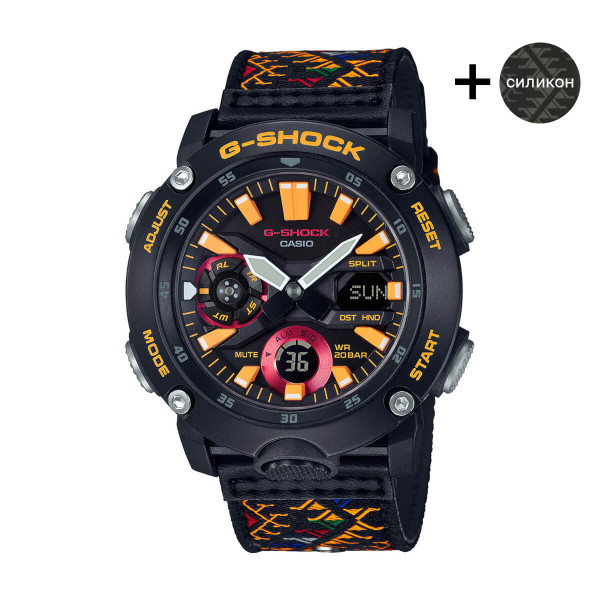 Часовник Casio G-Shock GA-2000BT-1AER