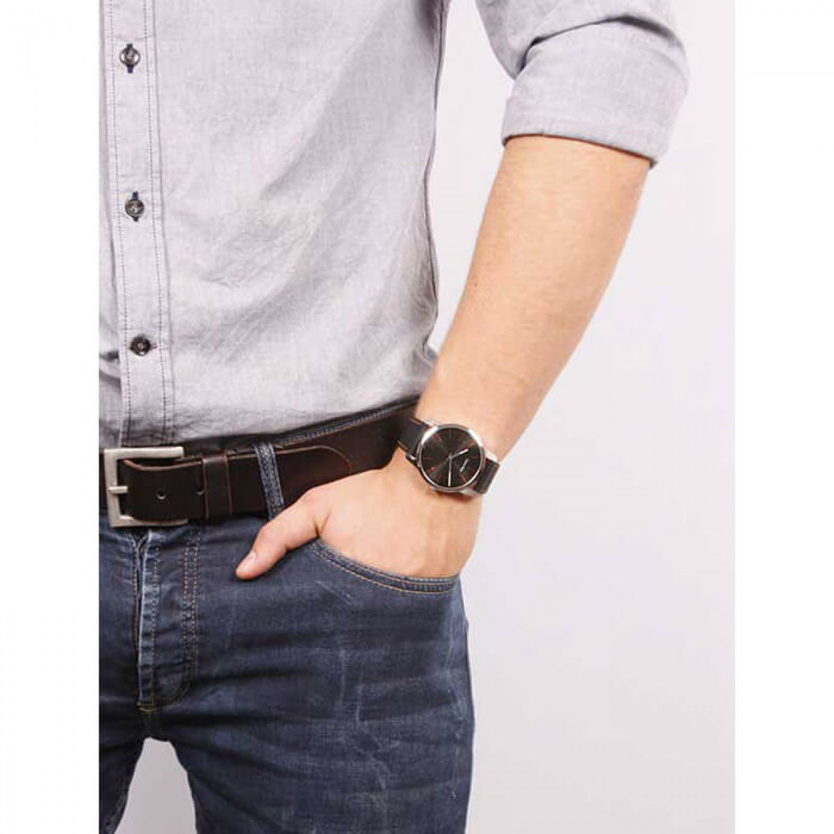 Часовник Calvin Klein K2G211C1